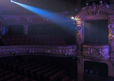 Théâtre de la Renaissance © Charlotte Spillemaecker
