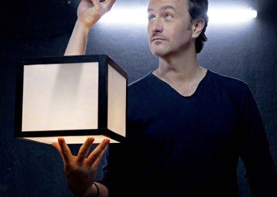 Magic Box Jean Luc Bertrand