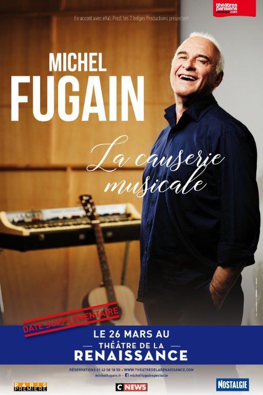 Michel Fugain : la causerie musicale