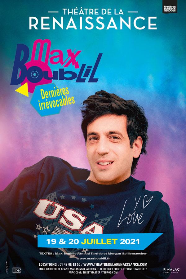 Max Boublil Affiche